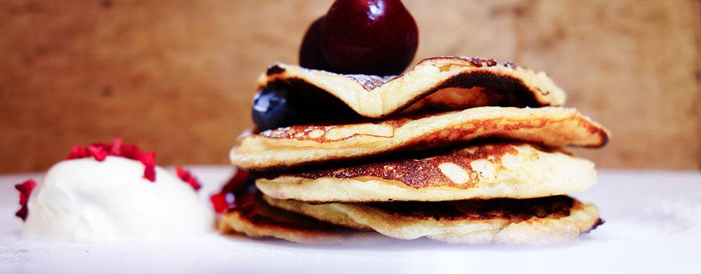 Amazing American Pancakes!
