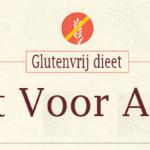 glutenvrij dieet infographic