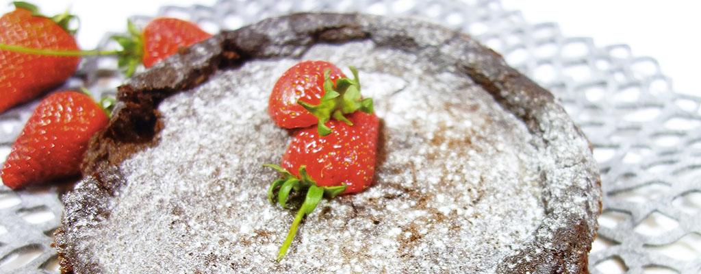 Suikervrije chocolade cake | Glutenvrij en koolhydraatarm recept