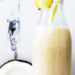 kokos gember smoothie