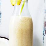 kokos-gember-smoothie-sukrin