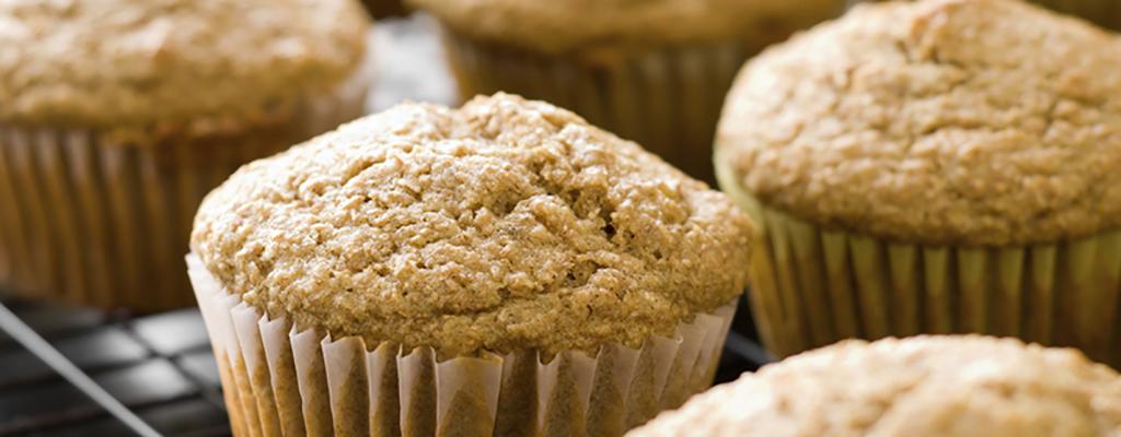 Basisrecept voor Suikerarme muffins