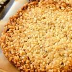 amandel sesam crackers