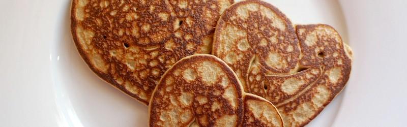 glutenvrij eten pannenkoeken
