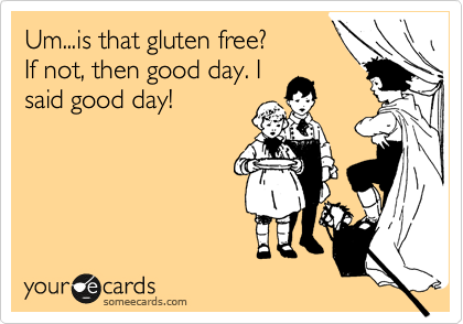 glutenvrij eten