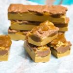 Butter caramel nougat proteïne repen