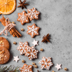 Suikervrije kerstkoekjes