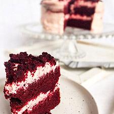 suikervrije-red-velvet-taart